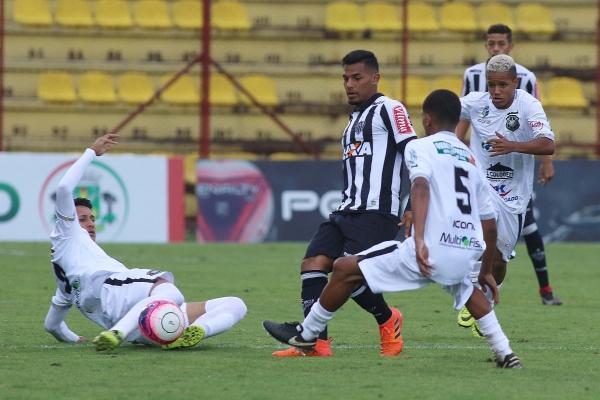 Rio Branco perde para o Atlético-MG na Copa São Paulo de Futebol Júnior
