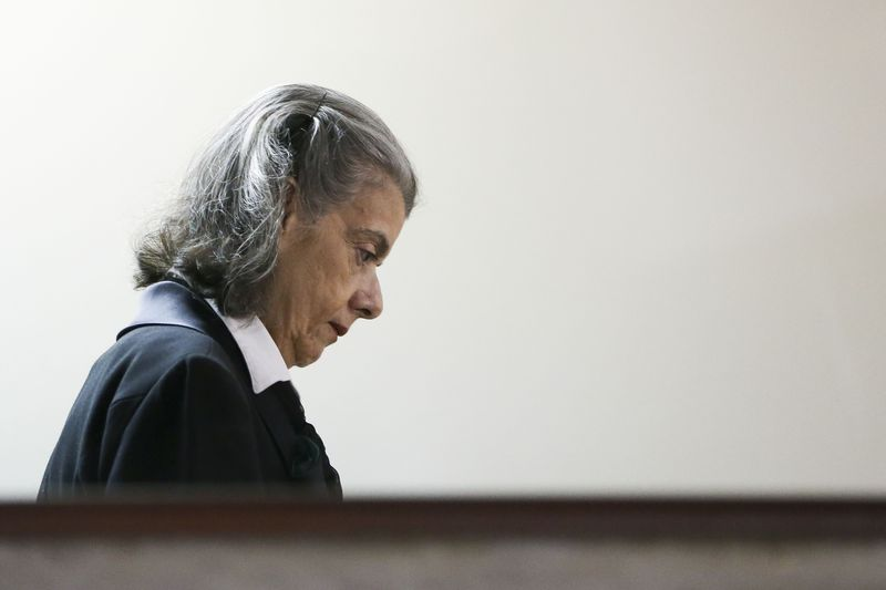 A presidente do Supremo Tribunal Federal ministra Cármen Lúcia