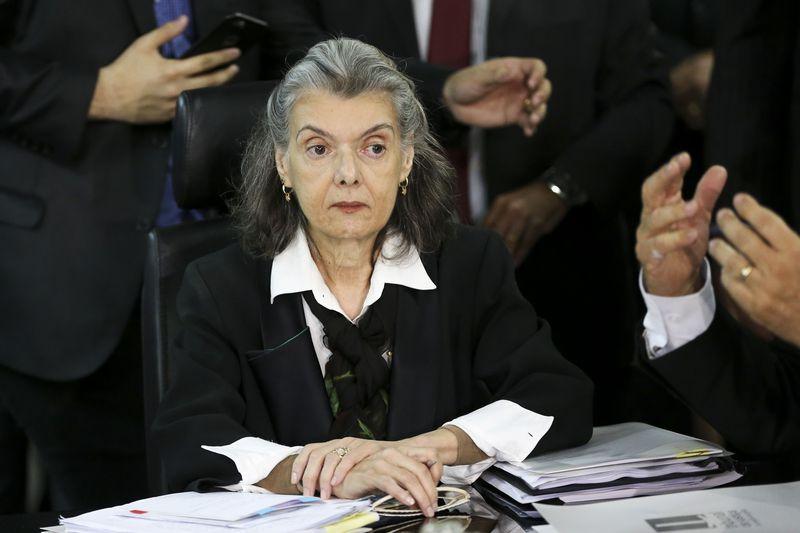 A presidente do Supremo Tribunal Federal (STF) e do Conselho Nacional de Justiça (CNJ), ministra Cármen Lúcia. Crédito: Marcelo Camargo/Agência Brasil