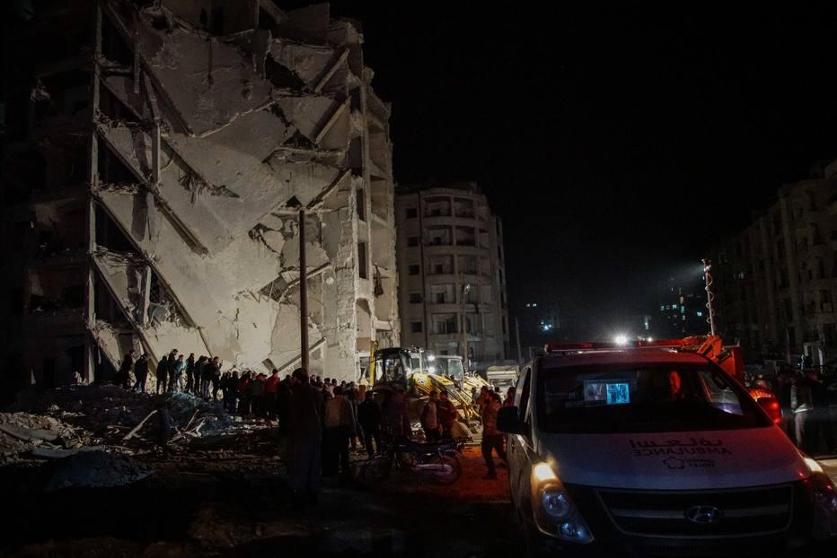 Síria. Pelo menos 23 mortos em explosão em Idlib