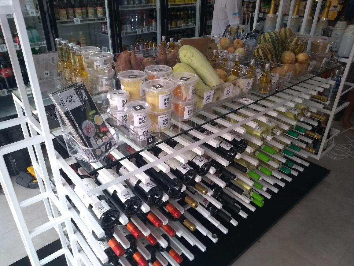 Lojas sem vendedor usam a tecnologia para vender produtos em Vitória ... 88b0abc900ee0