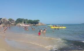 Praia de Itaoca, Itapemirim