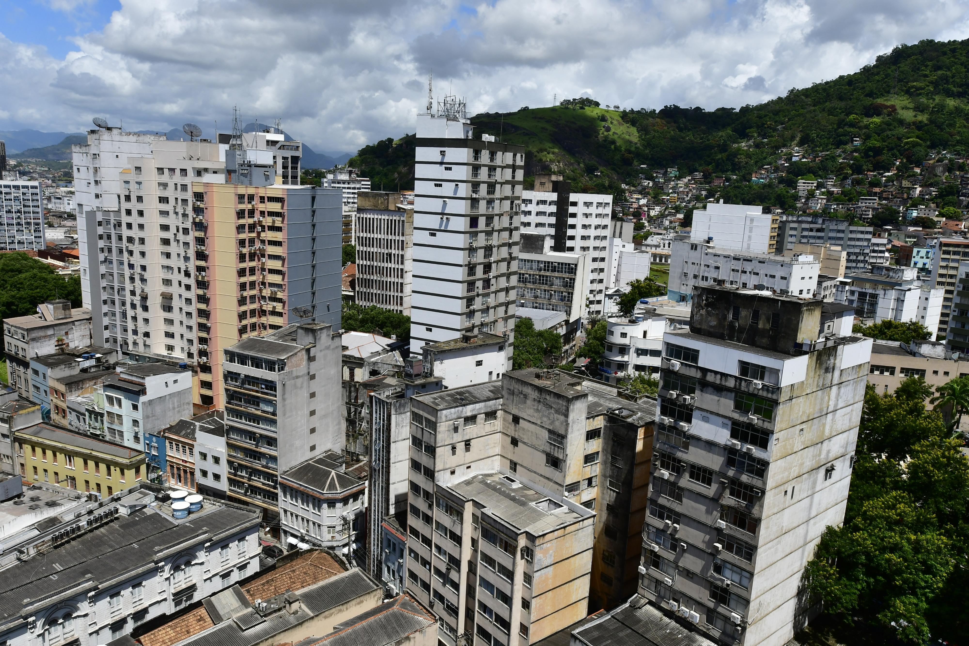 Manutenção em bairros do Centro de Vitória foi cancelada. Crédito: Bernardo Coutinho