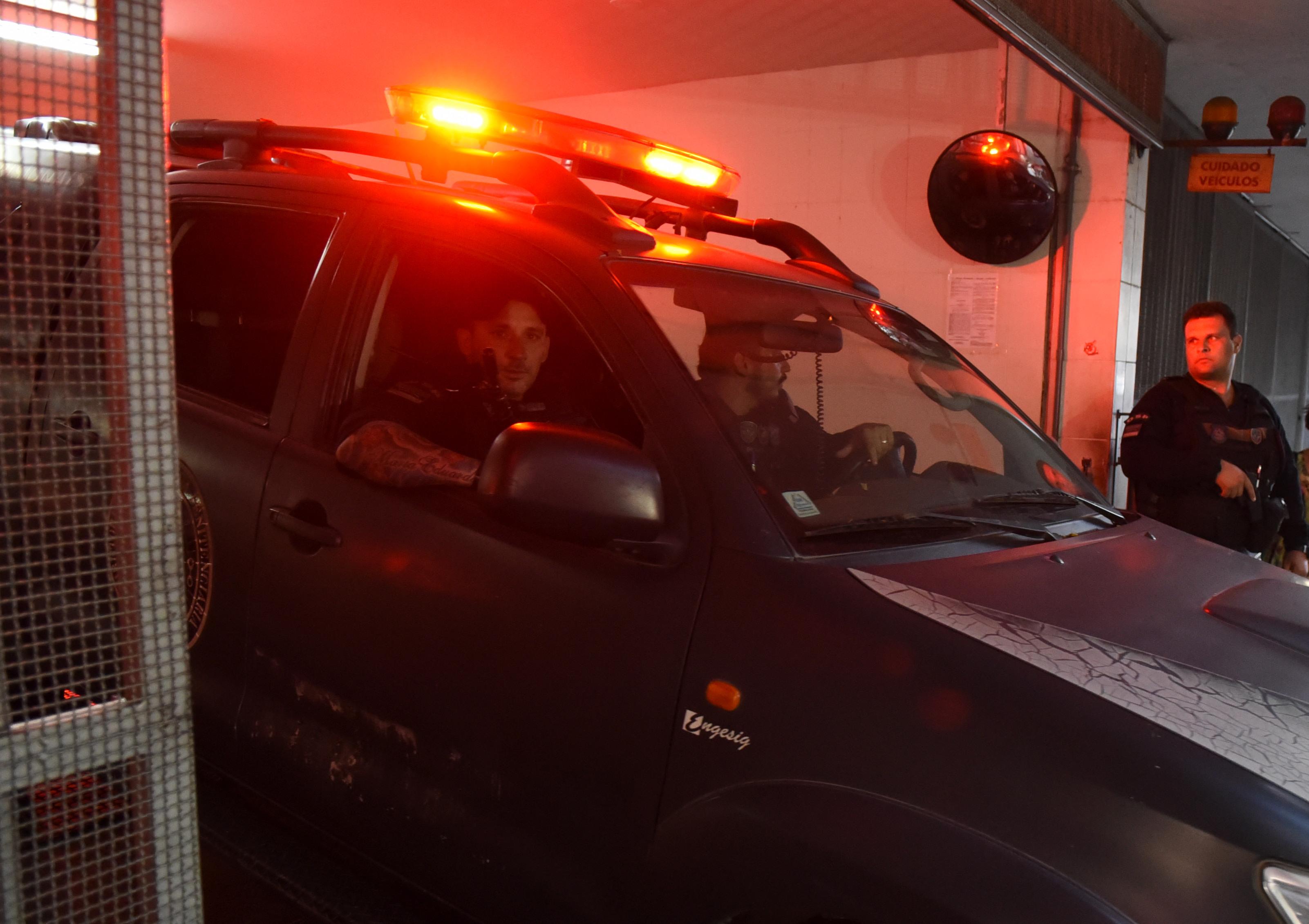 O fotógrafo do jornal A GAZETA Carlos Alberto Silva acompanhou o primeiro dia de audiências do caso Milena Gottardi. Crédito:  Carlos Alberto Silva