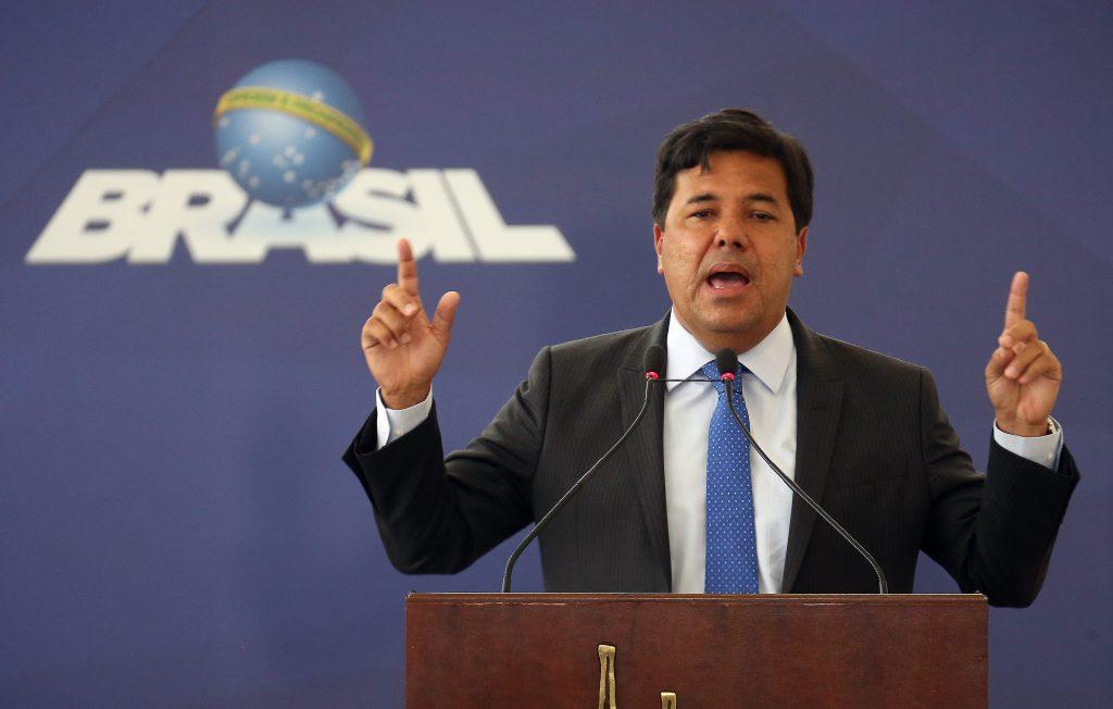 Mendonça Filho, Ministro da Educação. Crédito: Dida Sampaio/Estadão
