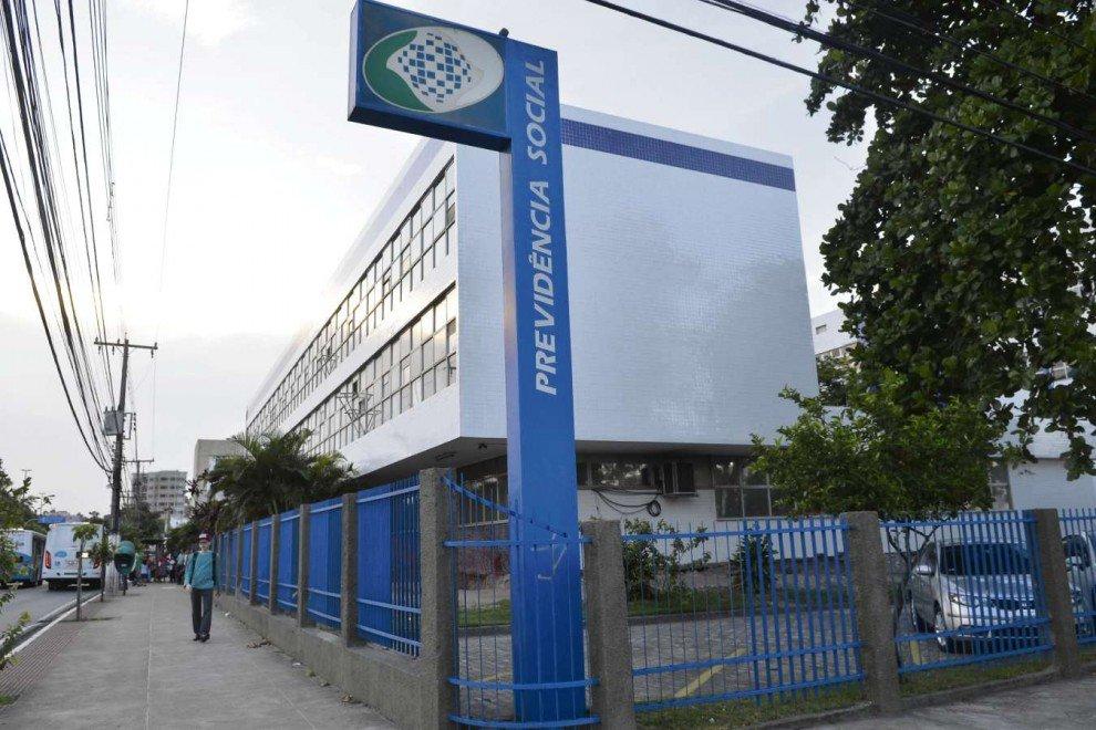 Sede da Superintendência do INSS no Espírito Santo. Crédito: Gazeta Online