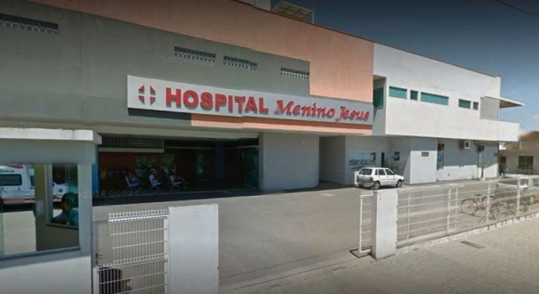 Hospital Menino Jesus, em Itapemirim