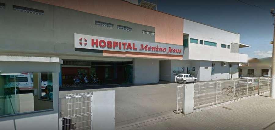 Hospital Menino Jesus, em Itapemirim. Crédito: Google Street View