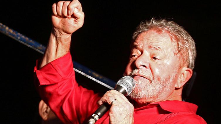 O ex-presidente Lula. Crédito: Agência Brasil