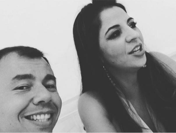 Danielly Benício e Patrick. Crédito: Reprodução/Instagram