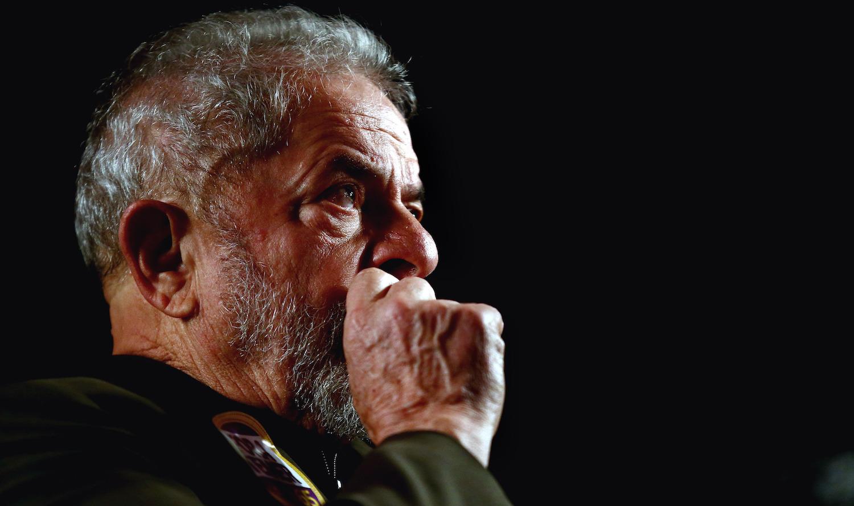 Lula, ex-presidente e condenado no caso do Triplex. Crédito: Wilton Junior/Agência Estado