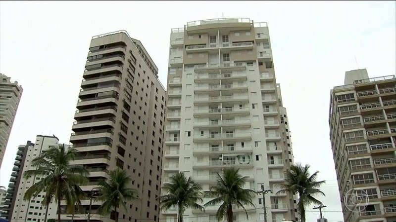 Triplex do Guarujá. Crédito: Reprodução/TV Globo