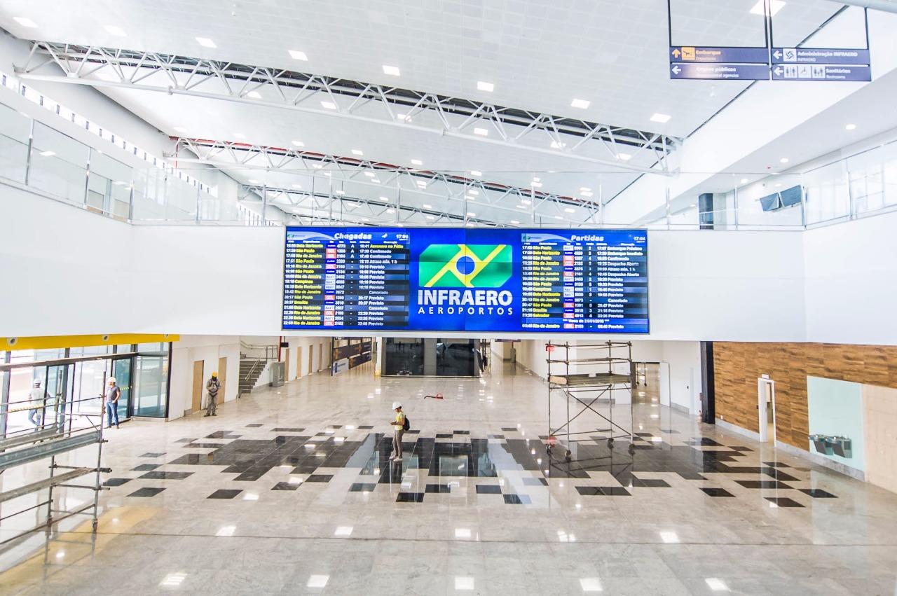 Aeroporto Vix : Aeroporto de vitória terá cinco novos voos diários economia