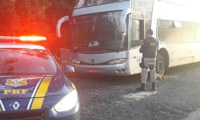 Presidente estadual da CUT é preso a caminho de Porto Alegre