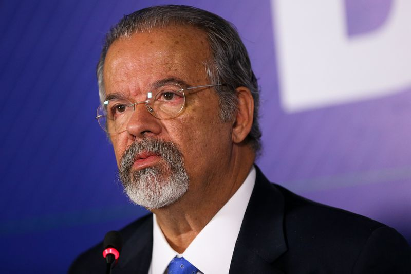 Raul Jungmann, ministro da Defesa. Crédito: Marcelo Camargo/Agência Brasil