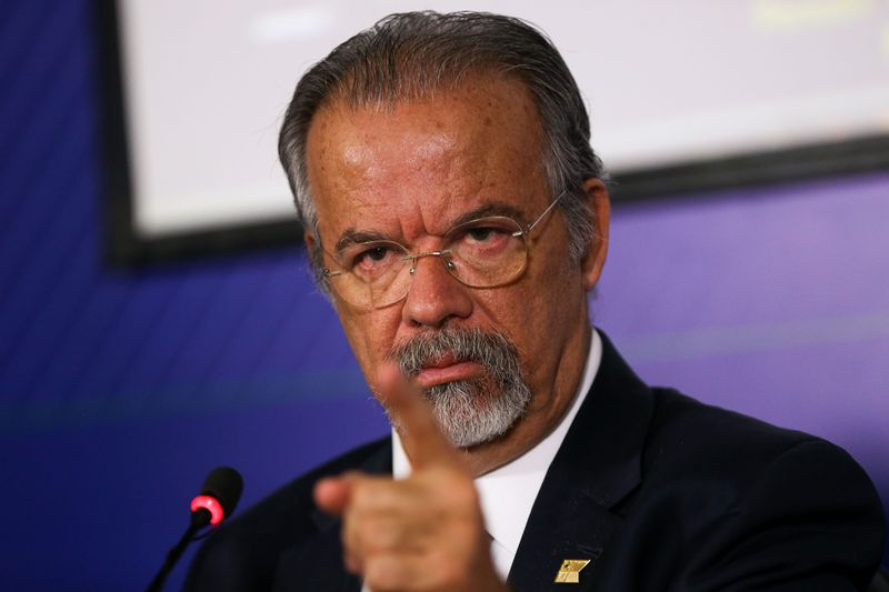 Raul Jungmann, ministro da Segurança Pública. Crédito: Marcelo Camargo/Agência Brasil