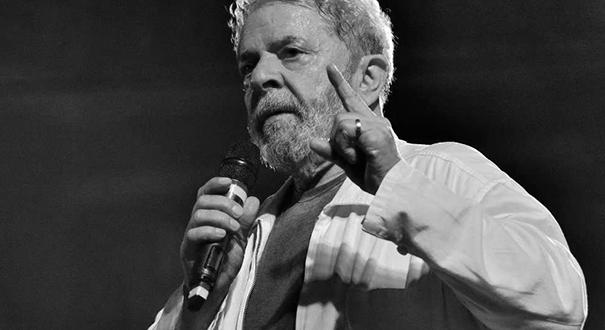 Ex-presidente Lula . Crédito: Fernando Madeira