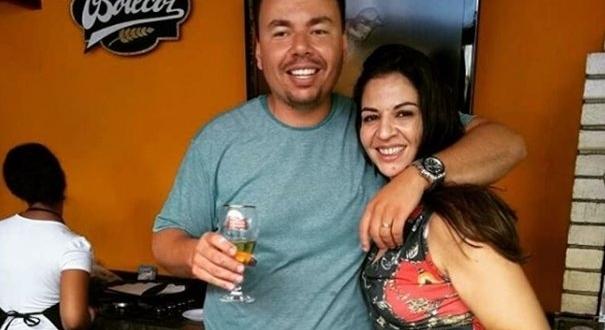 Patrick é acusado de assassinar a esposa, a professora de Geografia Danielly Wandermurem Benício. Crédito: Reprodução/Instagram