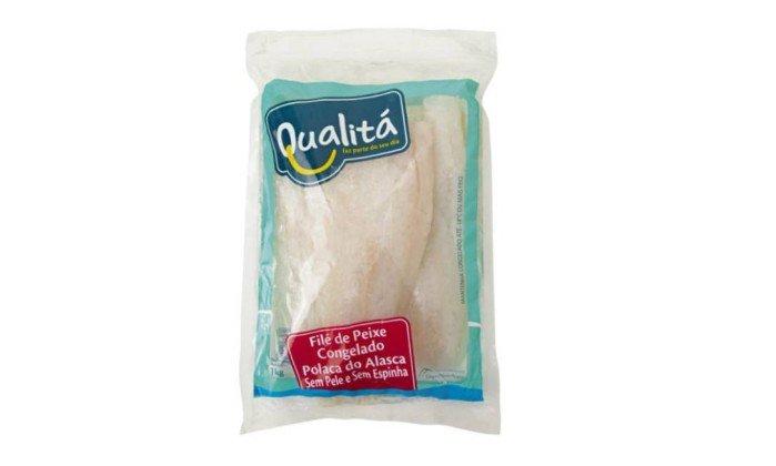 Lote de peixe da marca Qualitá é proibido pela Anvisa