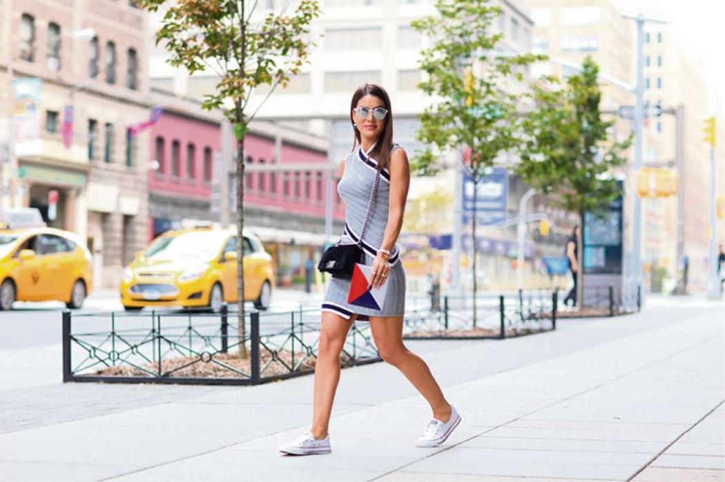 c72e0eda352 All Star branco é o novo queridinho das fashionistas - Cultura - Gazeta  Online