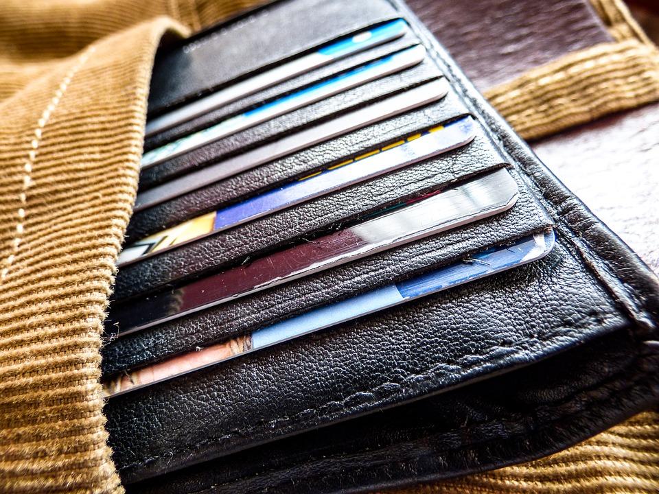 Cartão de crédito . Crédito: Pixabay