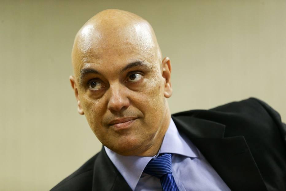 Alexandre de Moraes, ministro do Supremo Tribunal Federal (STF). Crédito: Marcelo Camargo/Agência Brasil