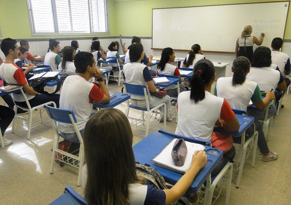 Professores vão atuar nas escolas da rede estadual. Crédito: Divulgação / Sedu