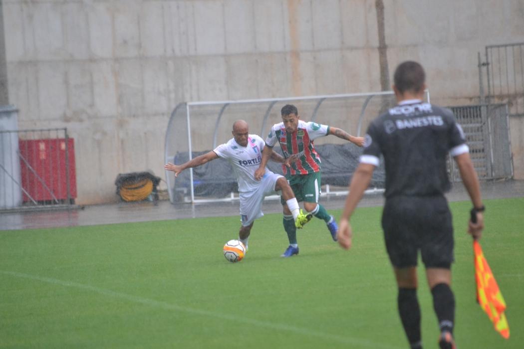 Espírito Santo e Rio Branco VN empatam por 1 a 1. Crédito: João Brito/ESFC