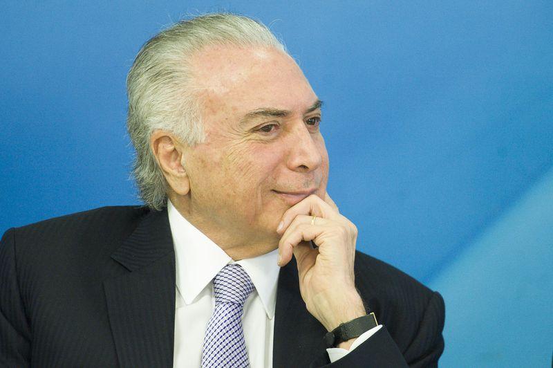 Michel Temer, presidente da República. Crédito: Marcelo Camargo/Agência Brasil
