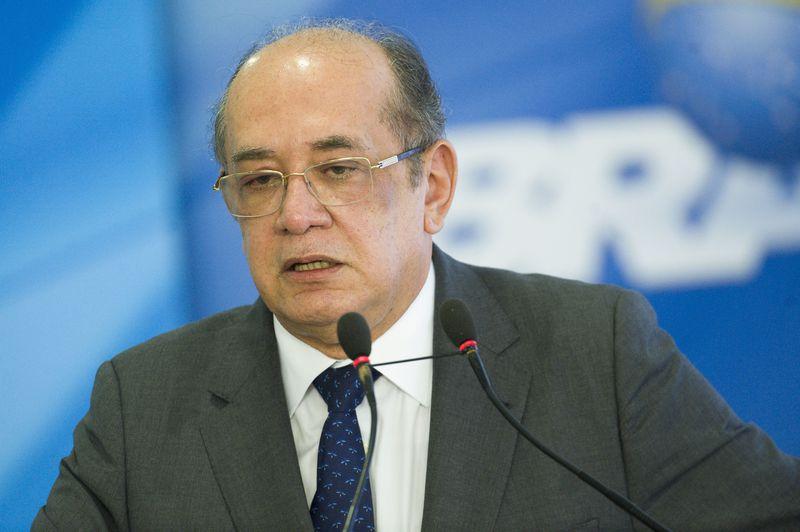 Gilmar Mendes, ministro do Supremo Tribunal Federal (STF). Crédito: Marcelo Camargo/Agência Brasil