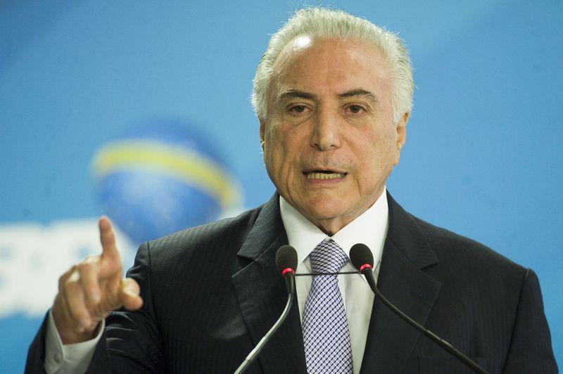 O presidente Michel Temer em foto de arquivo. Crédito: Marcelo Camargo/Agência Brasil