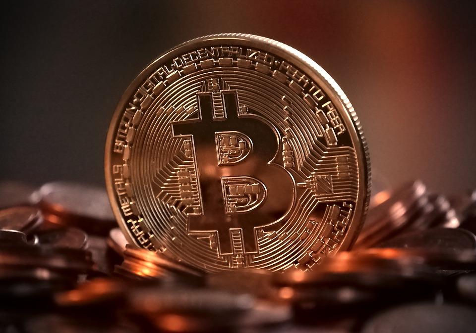 Bitcoin, Criptomoeda. Crédito: Reprodução / Pixabay