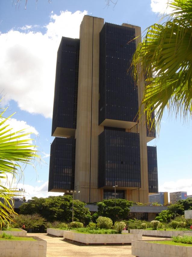 Banco Central do Brasil. Crédito: Francisco Aragão / Flickr