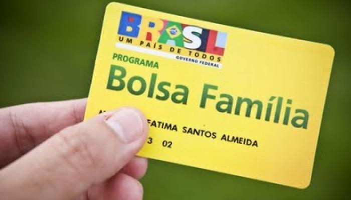 Bolsa Família. Crédito: Divulgação