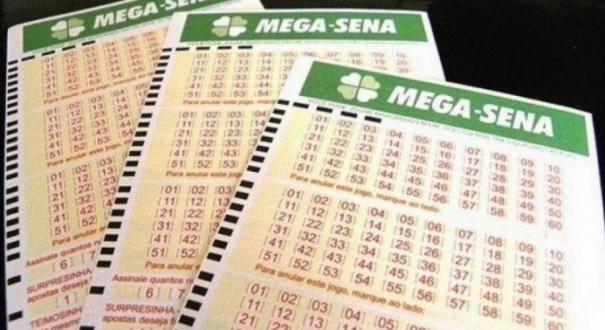 Mega-sena sorteia prêmio de R$ 12 milhões