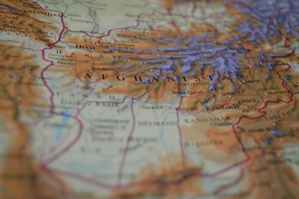 Afeganistão. Crédito: Reprodução/Pixabay