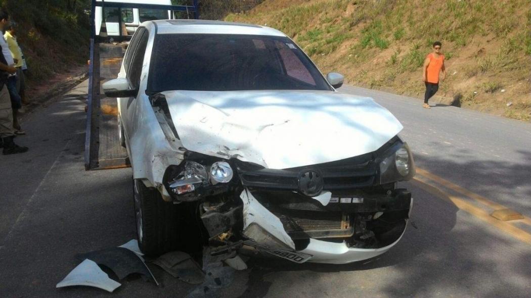 Delegado do ES é suspeito de provocar acidente com morte em MG