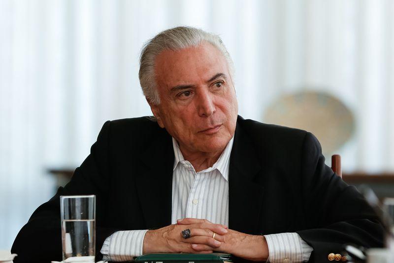 O presidente Michel Temer. Crédito: Marcos Corrêa/PR