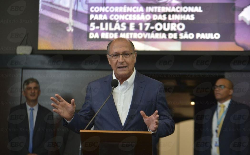 Geraldo Alckmin. Crédito: Windows)