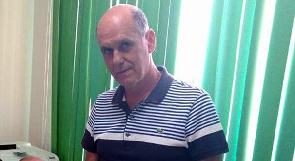 O prefeito Sérgio Fonseca teve o apoio de sete dos nove vereadores de Jerônimo Monteiro. Crédito: Gazeta Online