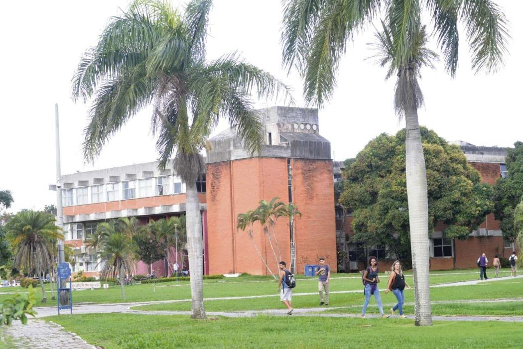 Reitoria da Ufes: este ano, universidade enrijeceu processo de avaliação de cotas, como A GAZETA noticiou. Crédito: Edson Chagas | AG