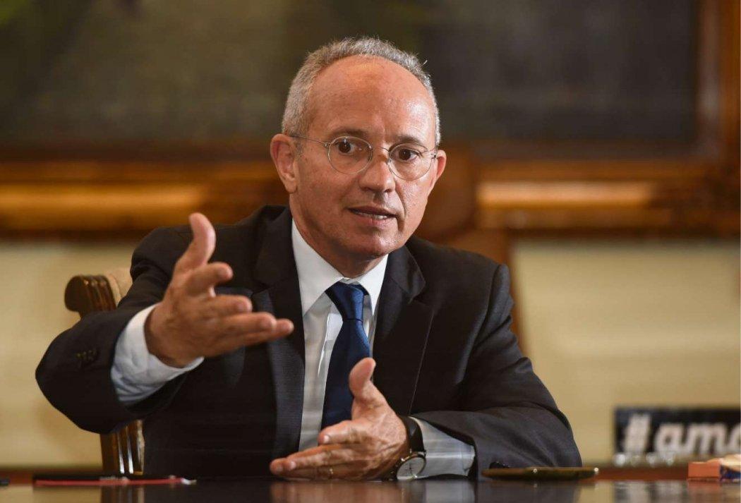 Paulo Hartung: de acordo com a pesquisa, os que avaliam o governador como ruim ou péssimo somam 24,3%. Crédito: Gazeta Online