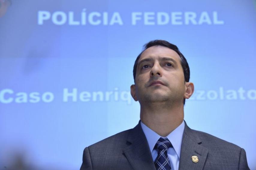 Rogério Galloro toma posse como diretor-geral da Polícia Federal
