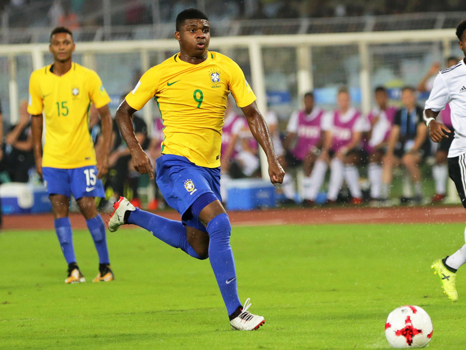 5ef71175d1 Atacante capixaba Lincoln é convocado para seleção brasileira sub-20 ...