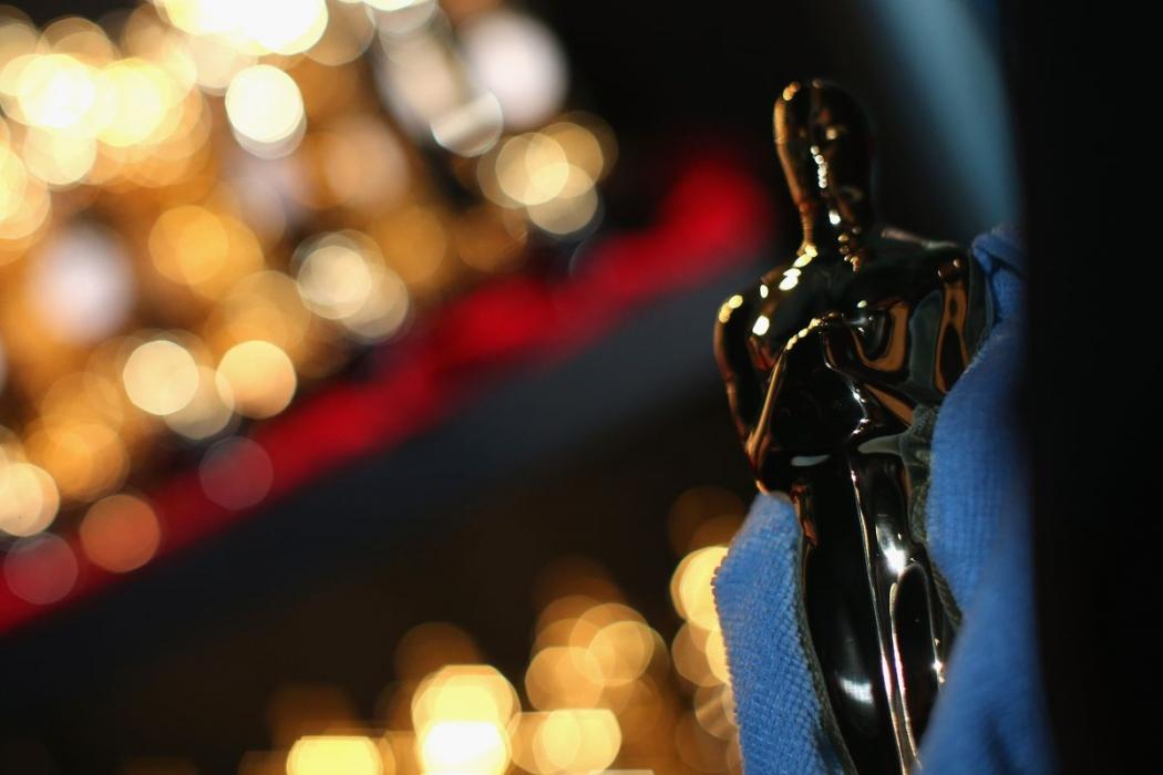 Estatueta do Oscar. Crédito: Oscars/Divulgação