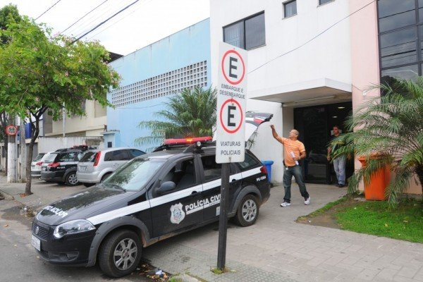 A ocorrência foi registrada na 1ª Delegacia Regional de Vitória. Crédito: Edson Chagas   Arquivo