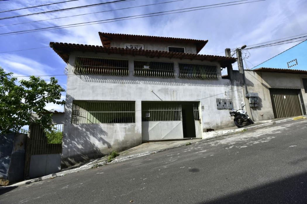 Local do crime no bairro Planalto, em Vila Velha. Crédito: Marcelo Prest