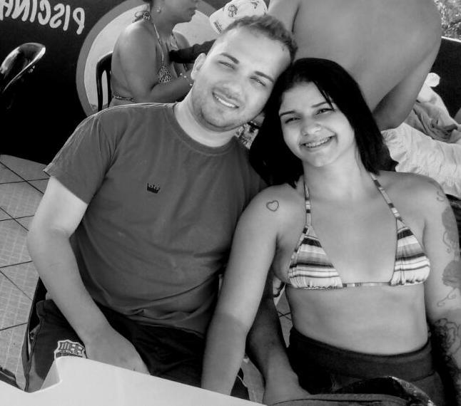 Companheiro é suspeito de matar jovem em Vila Velha. Crédito: Reprodução/Acervo Pessoal