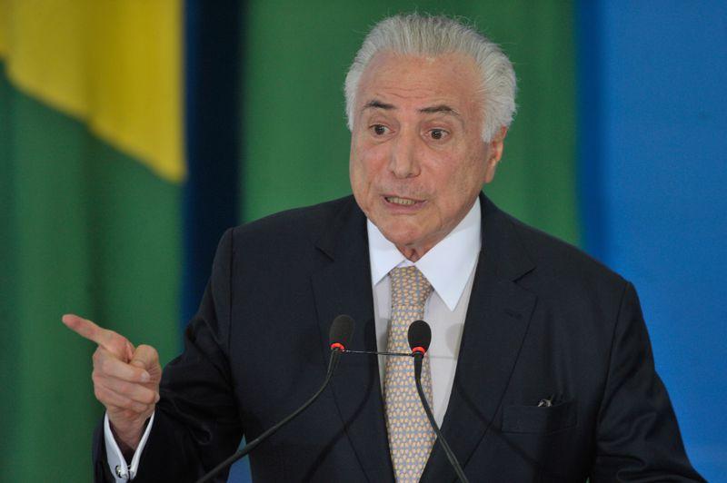 Michel Temer, ex-presidente da República. Crédito: Fabio Rodrigues Pozzebom/Agência Brasil