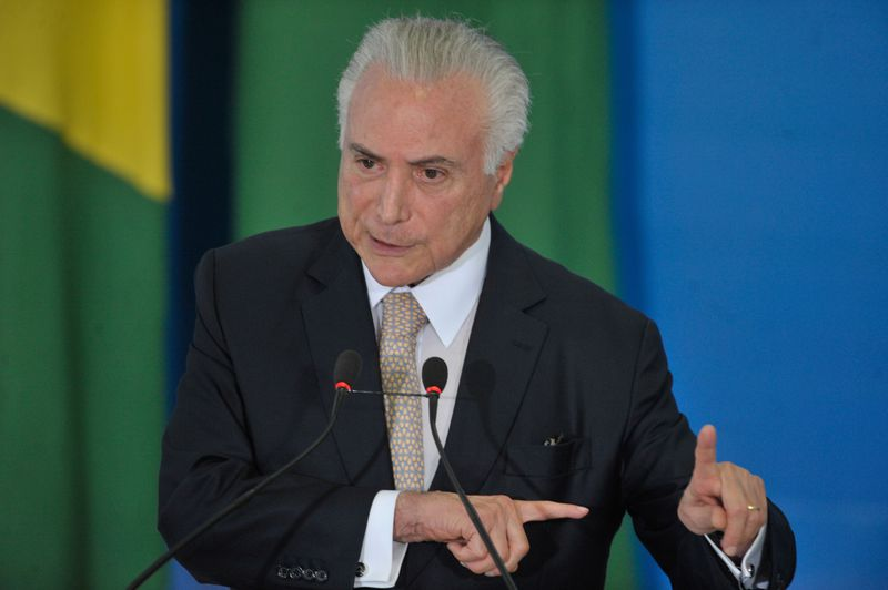 Brasília - O presidente Michel Temer. Crédito: Fabio Rodrigues Pozzebom/Agência Brasil